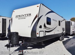 New 2017  Keystone Sprinter 33BH by Keystone from Sherman RV Center in Sherman, MS