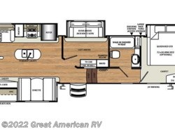 New 2017  Forest River Sierra 372LOK by Forest River from Sherman RV Center in Sherman, MS