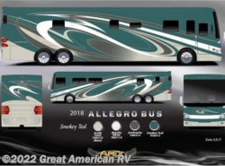 New 2018 Tiffin Allegro Bus 45OPP available in Sherman, Mississippi