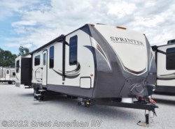 New 2018 Keystone Sprinter Wide Body 332DEN available in Sherman, Mississippi