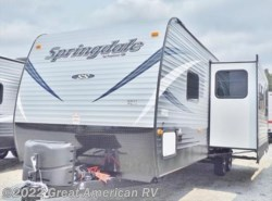 New 2018 Keystone Springdale Summerland Series 2960BH available in Sherman, Mississippi