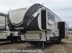 New 2018 Keystone Sprinter Limited 3551FWMLS available in Sherman, Mississippi