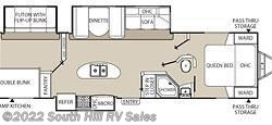 New 2017  Coachmen Freedom Express 320BHDSLE by Coachmen from South Hill RV Sales in Puyallup, WA