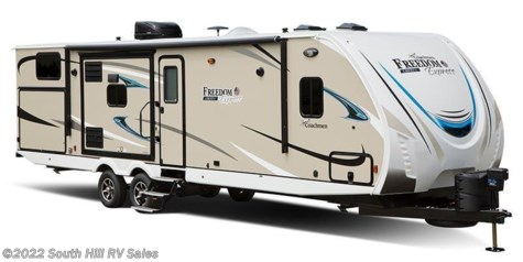 2018 Coachmen Freedom Express 279RLDSLE