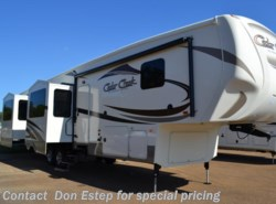 New 2016  Forest River Cedar Creek Silverback 37 RL by Forest River from Southaven RV & Marine in Southaven, MS