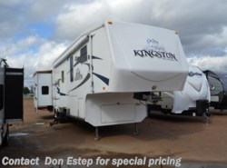Used 2009  CrossRoads Kingston 34QB by CrossRoads from Southaven RV & Marine in Southaven, MS