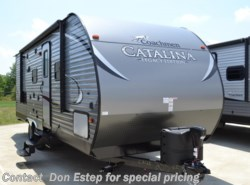 New 2017  Coachmen Catalina 243RBS by Coachmen from Southaven RV & Marine in Southaven, MS