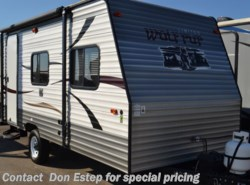 Used 2015  Forest River Cherokee Wolf Pup 16FB by Forest River from Southaven RV & Marine in Southaven, MS