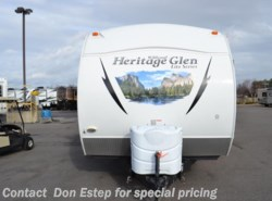 Used 2013  Forest River Wildwood Heritage Glen 312QBUD by Forest River from Southaven RV & Marine in Southaven, MS