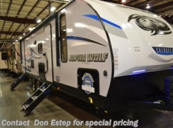 New 2018 Forest River Cherokee Alpha Wolf 26DBHL available in Southaven, Mississippi