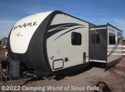 Used 2014  Palomino Solaire 307 QBDSK by Palomino from Spader's RV Center in Sioux Falls, SD