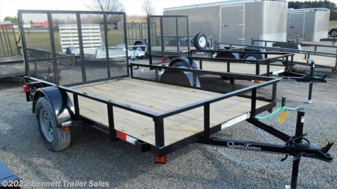 2021 Quality Trailers B Single 77-10
