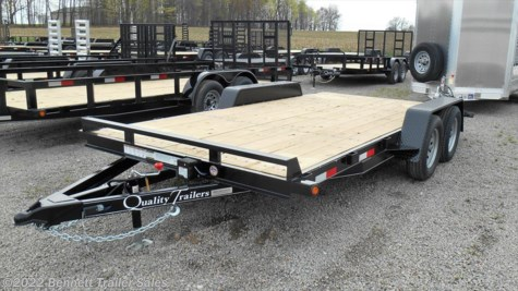 2021 Quality Trailers AW Series 16