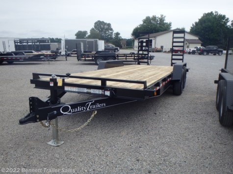 2021 Quality Trailers DH Series 20
