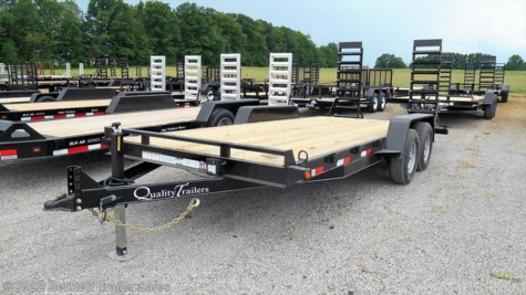 2020 Quality Trailers DH Series 18
