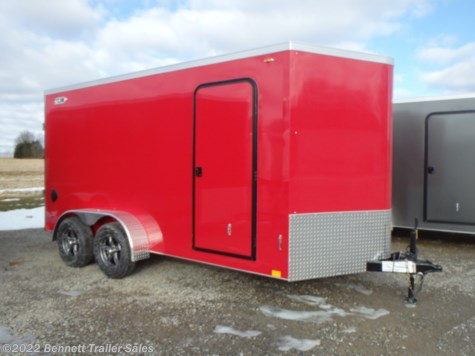 2021 Legend Trailers 7X16STVTA35 Cyclone