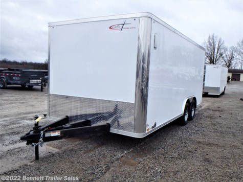 2021 Cross Trailers 818TA3 Flat