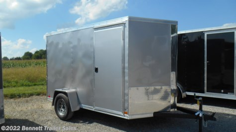 2019 Cross Trailers 610SA Arrow