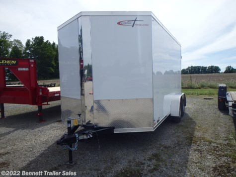 2020 Cross Trailers 714TA Arrow
