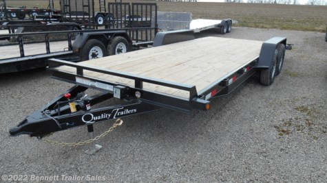 2021 Quality Trailers AW Series 20