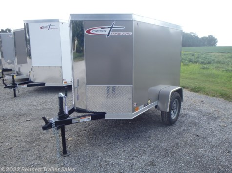 2020 Cross Trailers 46SA Arrow
