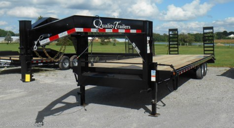 2019 Quality Trailers G Series 24 + 4 7K