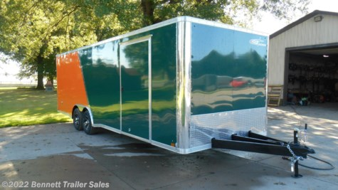2019 Cross Trailers 824TA3 Flat