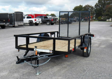 2020 Quality Trailers B Single 60 x 8 Pro