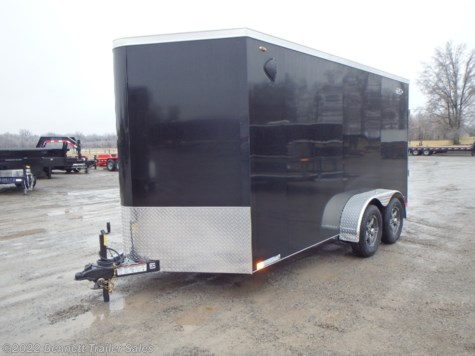 2021 Legend Trailers 7X14STVTA35 Cyclone