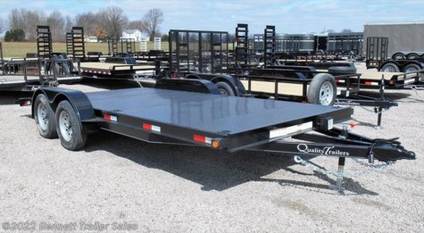 2021 Quality Trailers by Quality Trailers, Inc. A Series 18