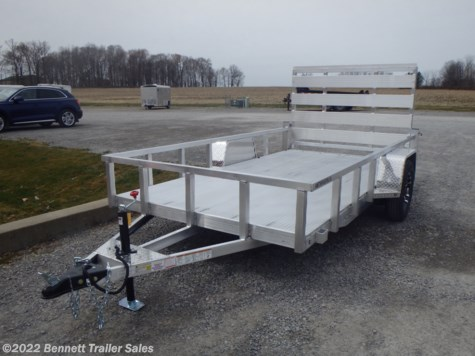 2021 Hometown Trailers Single Axle - 6.3 x 12