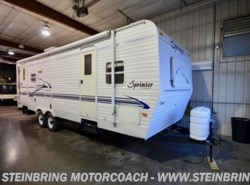 Used 2002  Keystone Sprinter 274RLS by Keystone from Steinbring Motorcoach in Garfield, MN