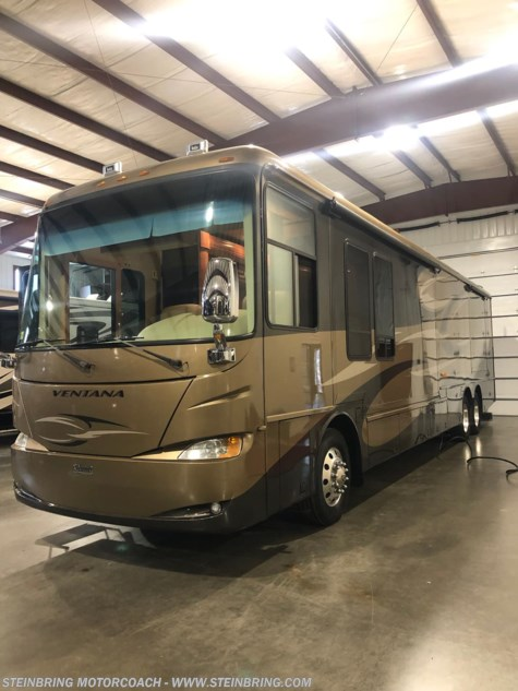 2010 Newmar Ventana 4386 WITH 4 POWER SLIDEOUTS