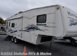 Used 2003  Keystone Montana 2955 RL by Keystone from Stoltzfus RV's & Marine in West Chester, PA