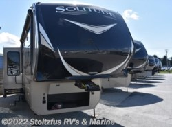 New 2016  Grand Design Solitude 375RE