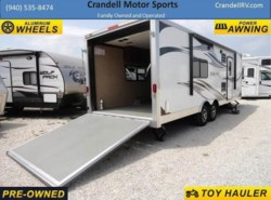 Used 2015  Forest River Work and Play 25UL by Forest River from Crandell Motor Sports in Denton, TX