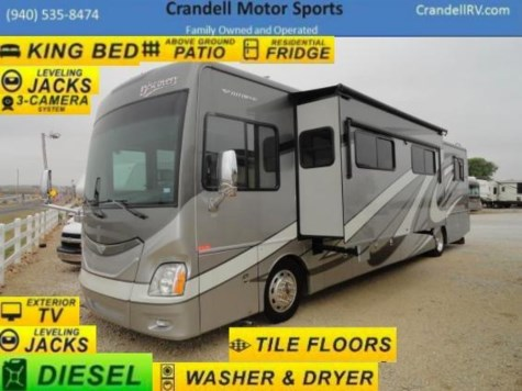 2014 Fleetwood Discovery 40X