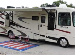 Used 2008  Safari Simba 36 DBD bath 1/2 wood floors by Safari from Best Preowned RV in Houston, TX