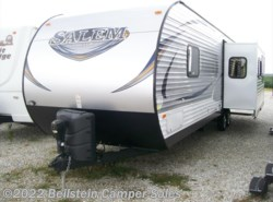 Used 2015  Forest River Salem T27RKSS by Forest River from Beilstein Camper Sales in La Grange, MO
