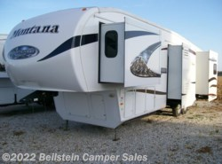 Used 2010  Keystone Montana Mountaineer 324RLQ by Keystone from Beilstein Camper Sales in La Grange, MO