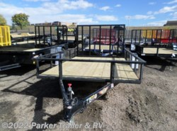 New 2016  H&H   RS 8X10 F by H&H  from Parker Trailers, Inc. in Parker, CO
