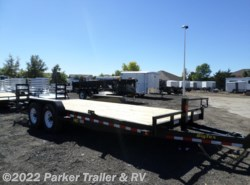 New 2017  Big Tex  14ET-20BK-KR by Big Tex from Parker Trailers, Inc. in Parker, CO