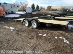 New 2017  Big Tex  70CH-20BK by Big Tex from Parker Trailers, Inc. in Parker, CO
