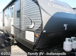 New 2016  Coachmen Catalina SBX 261BHS by Coachmen from Colerain RV of Indy in Indianapolis, IN