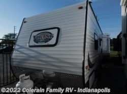 Used 2015  Coachmen Viking 17FQ by Coachmen from Colerain RV of Indy in Indianapolis, IN