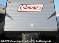 Used 2015  Coleman  Lantern 192RDS by Coleman from Colerain RV of Indy in Indianapolis, IN