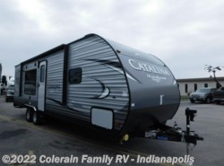 New 2018 Coachmen Catalina 26TH available in Indianapolis, Indiana