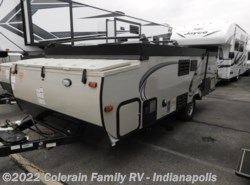 New 2018 Forest River Flagstaff Hard Side 19QBHW available in Indianapolis, Indiana