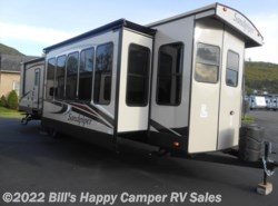 New 2017  Forest River Sandpiper Destination 401FLX by Forest River from Bill's Happy Camper RV Sales in Mill Hall, PA