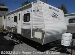 Used 2008  Keystone Springdale 298 BHL-GL by Keystone from Bill's Happy Camper RV Sales in Mill Hall, PA